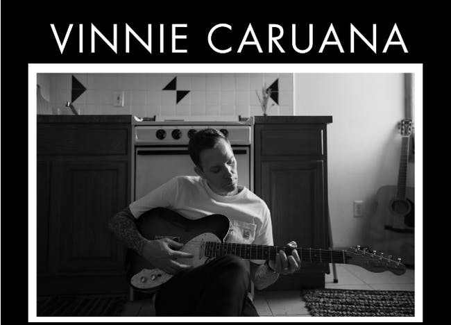 CANCELLED: Vinnie Caruana (Early Show)