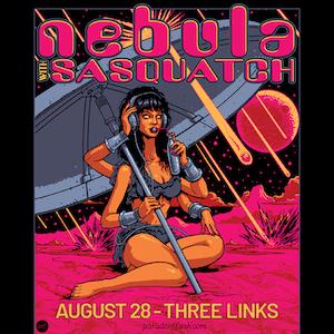 NEBULA • SASQUATCH