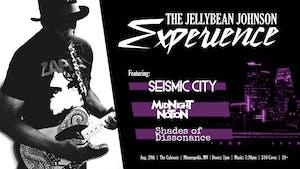 The Jelly Bean Johnson Experience