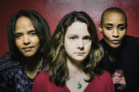 Diatom Ribbons: Kris Davis, Terri Lyne Carrington and Val Jeanty