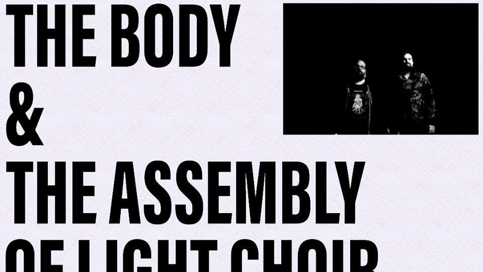 The Body with Assembly of Light Choir