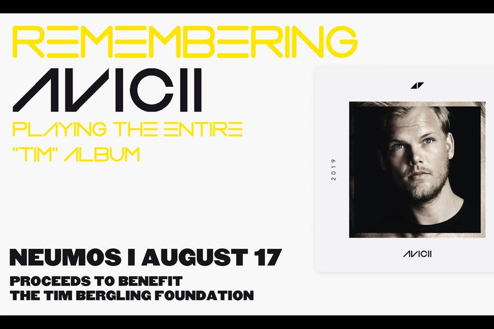 Remembering Avicii - TIM Edition