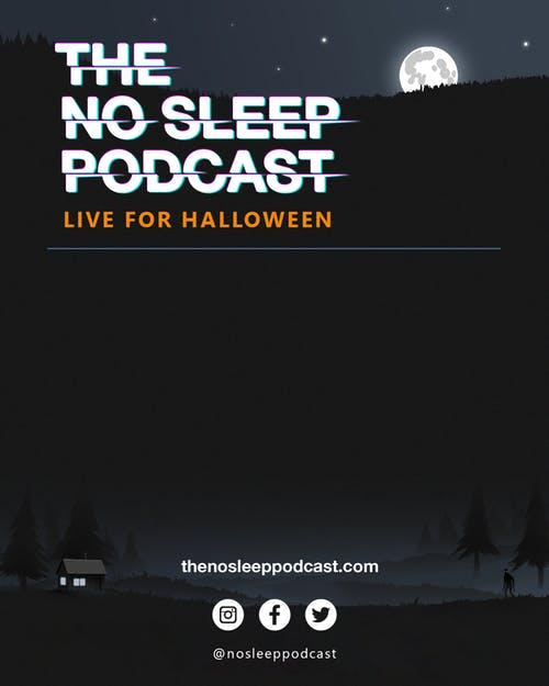 The No Sleep Podcast at Polaris Hall