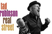 Tad Robinson CD Release Party | Real Street