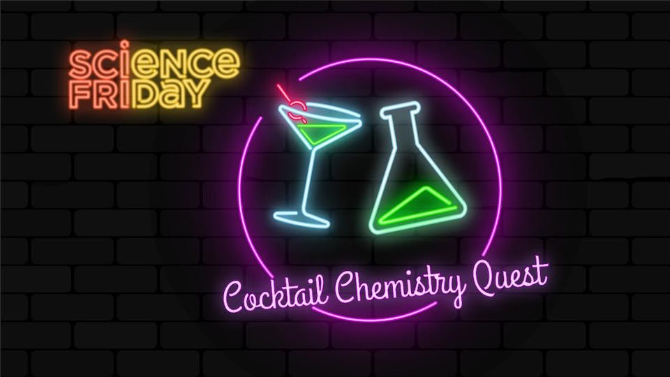 Cocktail Chemistry Quest with Science Friday