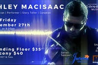 Ashley MacIsaac - Alex & Bobbie Jarlette Memorial Canadiana Music Series