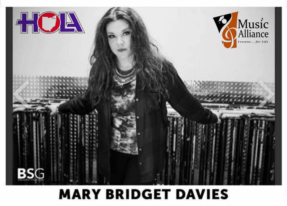 Mary Bridget Davies' Blues Siren Band
