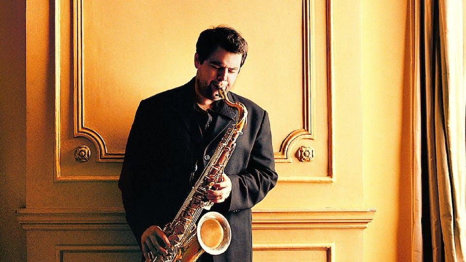 Frank Catalano Quartet