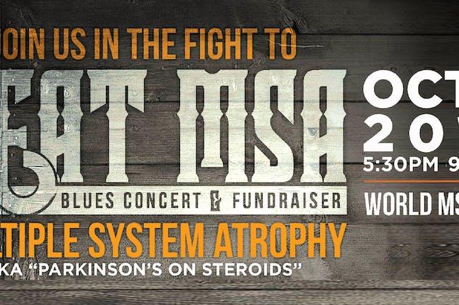 Beat MSA: Blues Concert & Fundraiser