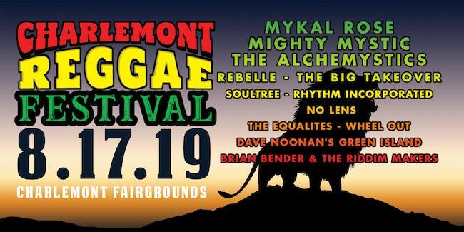 Charlemont Reggae Festival 2019