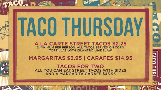 Taco Thursday