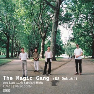 The Magic Gang (US Debut!), Stello