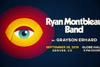 Ryan Montbleau Band w/Grayson Erhard and Special Guests