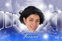 Francesca D'Uva presents I Love You Forever