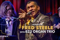 Fred Steele with BZ3 Organ Trio