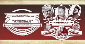Bahamadia, Evil Dee, Ursula Rucker, Reef The Lost Cauze + DJ Mike Nyce