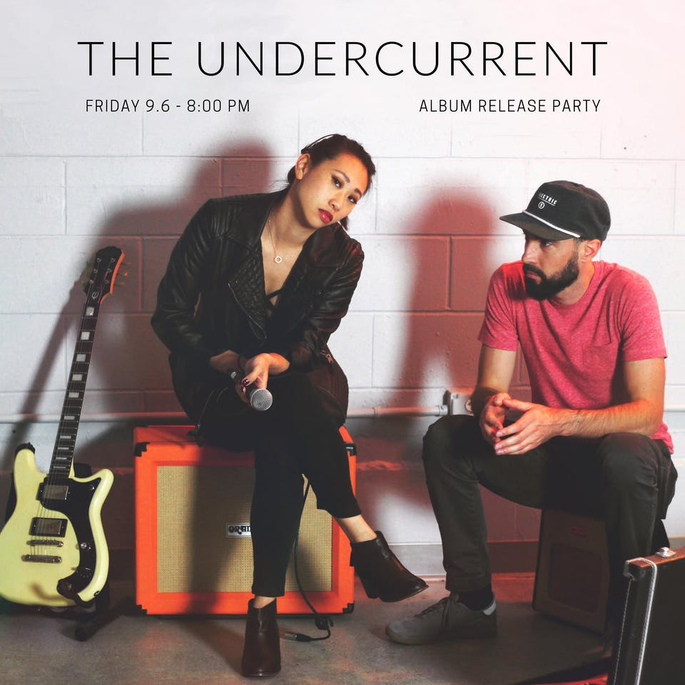 THE UNDERCURRENT (album release party) with Agouti and more