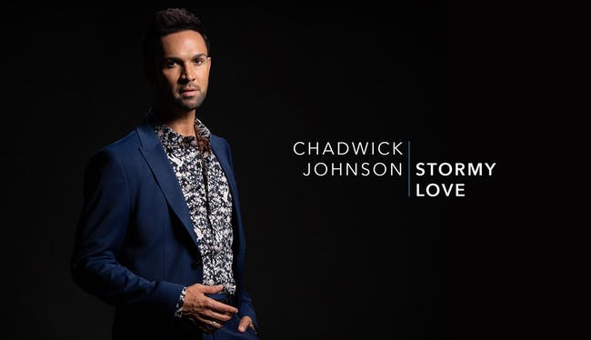 Chadwick Johnson- Stormy Love Album Release