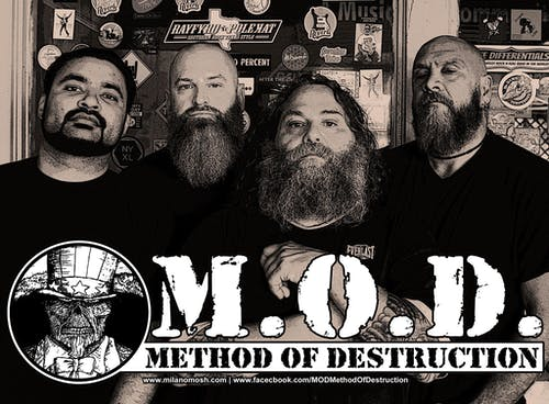 M.O.D, The Great Lie