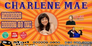 Charlene Mae as seen on Mike and Molly, Rules of Engagement and more!
