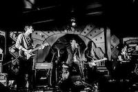 The Ritualists, GLiDER,  Sara & The Scaliwags, Lily Black