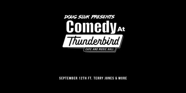 Comedy Showcase ft. Terry Jones