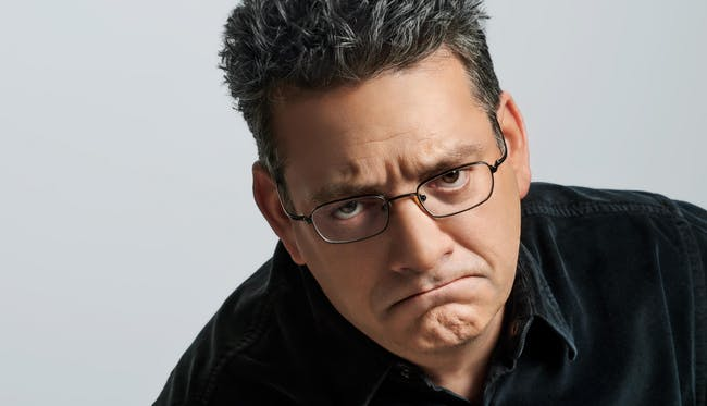 ANDY KINDLER: LIVE AND LOADED! (Late Show)