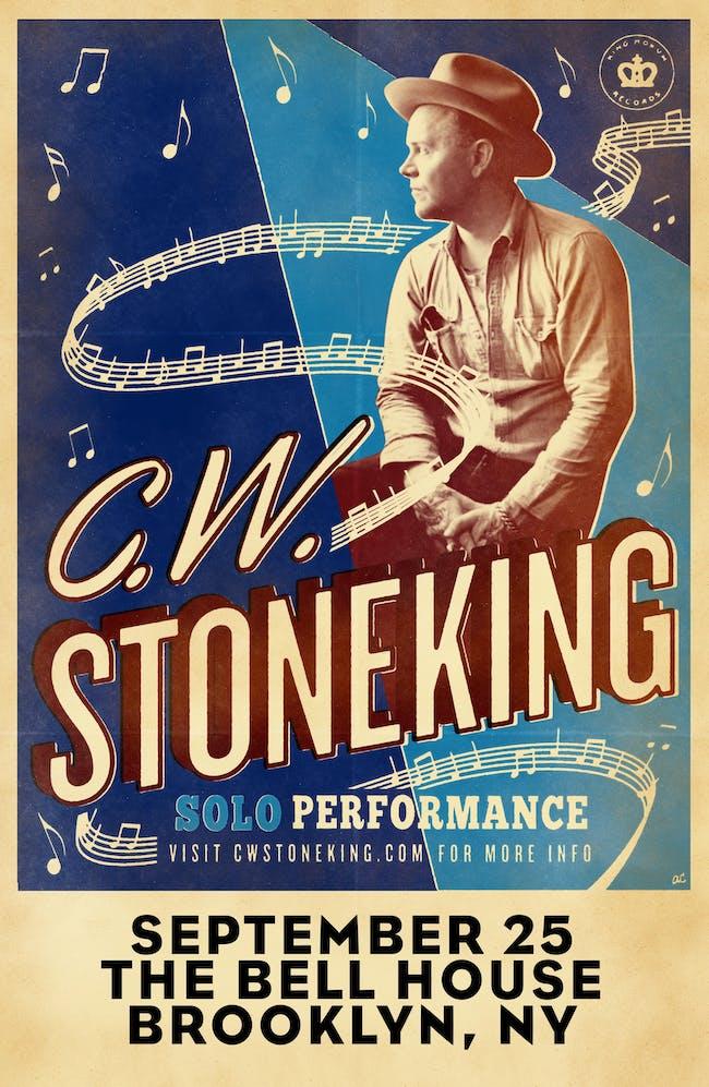 C.W. Stoneking (solo) / Joanna Sternberg