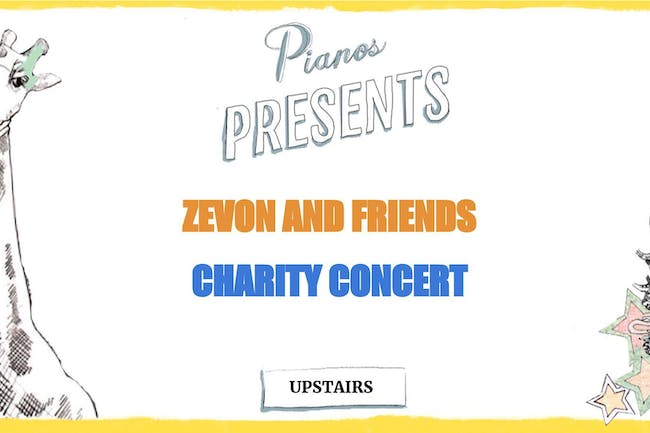 Zevon & Friends Charity Concert