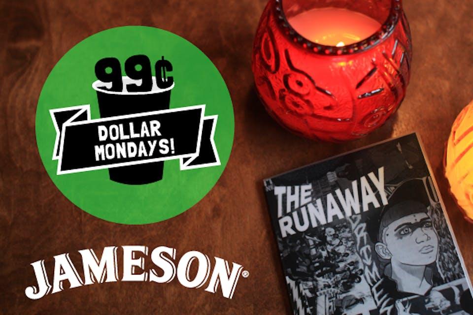 Dollar Mondays: 99¢ Jameson