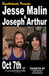 Jesse Malin & Joseph Arthur