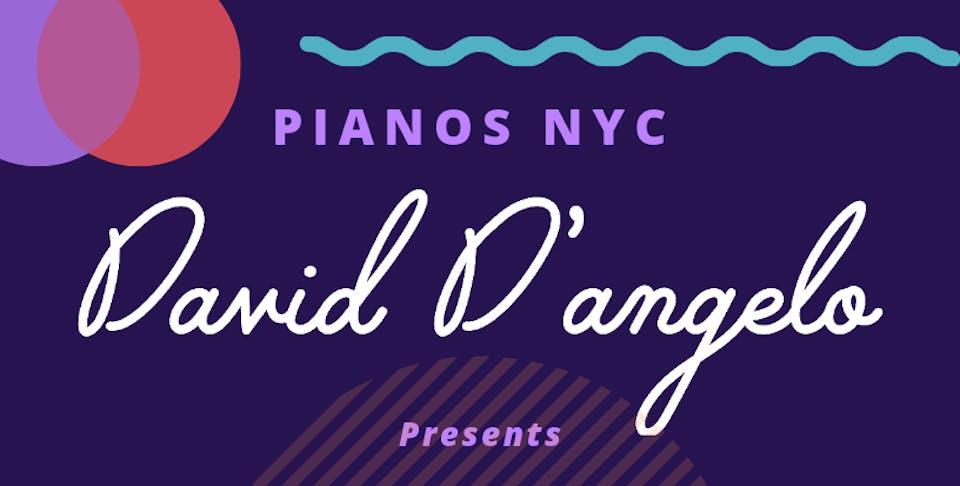 David D'Angelo Presents: David D'Angelo, Samwyse, Ayotemi, DARF (FREE)