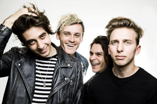 The Faim & Stand Atlantic w/ WSTR + Point North @ Hoosier Dome