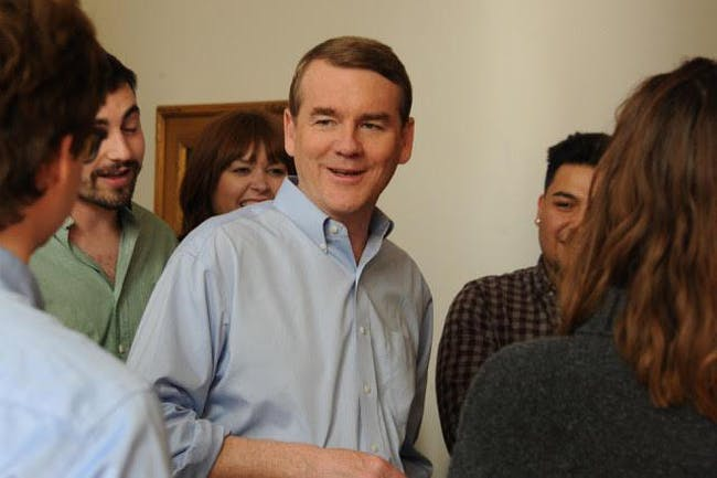 Presidential Town Hall with Senator Michael Bennet