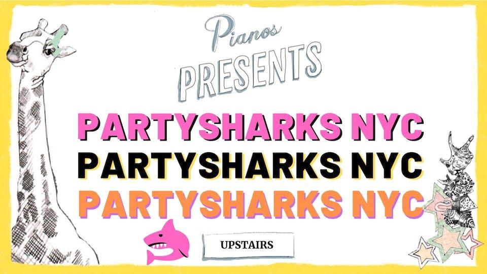 PARTYSHARKS NYC (FREE)