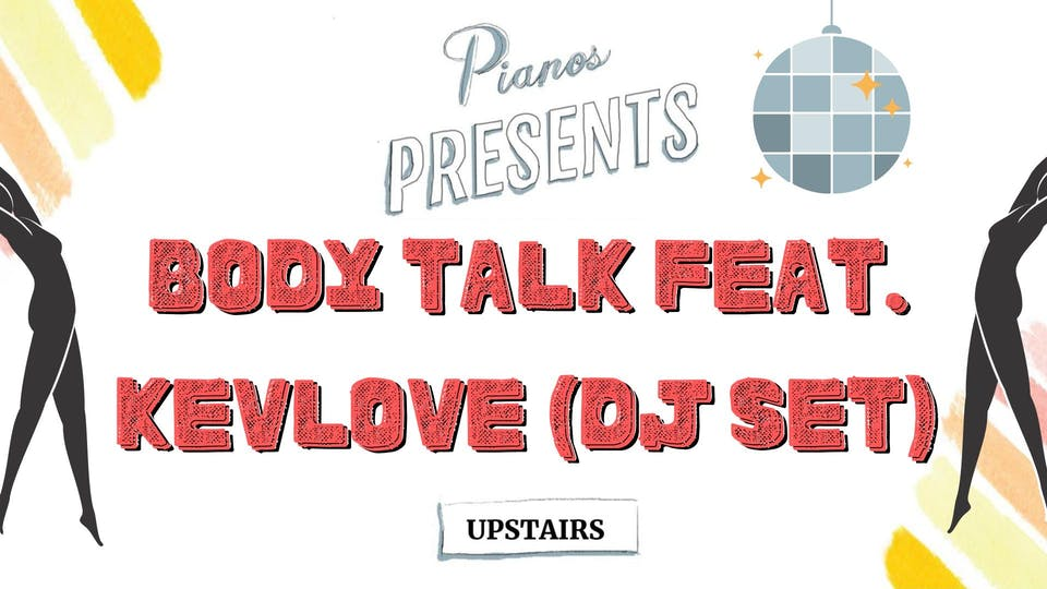 Body Talk feat. Kevlove (DJ Set - FREE)