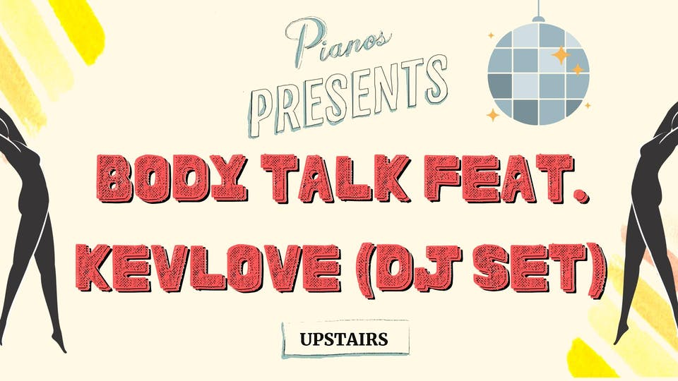 Body Talk feat. Kevlove (DJ Set - Free), Writer's Room Open Mic