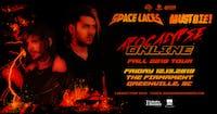 Space Laces + Must Die   12.13.19