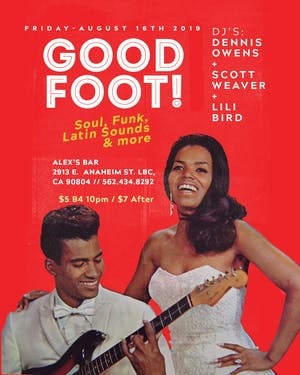 The Good Foot!