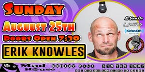 Erik Knowles - Winner, The World Series of Comedy as seen on Laughs on Fox!