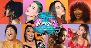 Homegirl - The Pop-Divas Dance Party (Lotta Lizzo Edition)