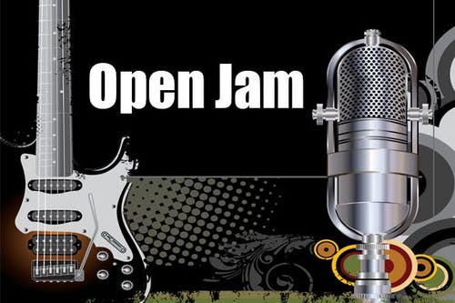 Open Jam Hosted by Sean McDonnell, Jan Faircloth & Paul Greenlease