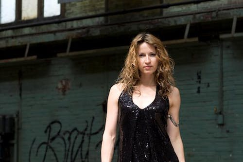 Ana Popovic w/ Shaw Davis & the Black Ties live at