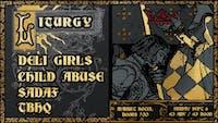 Liturgy, Deli Girls, Child Abuse, Sadaf, TBHQ