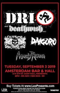 D.R.I & Deathwish