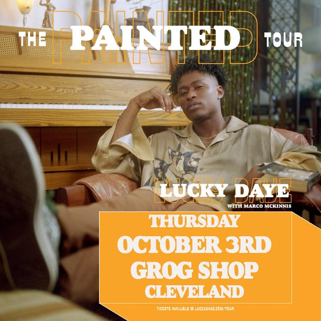 Lucky Daye - The Painted Tour 2019 / Josh Dean / Ambre