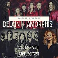 Delain, Amorphis