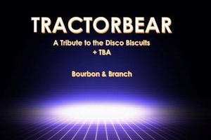 Tractorbear w/ TBA