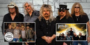 Molly Hatchet and Saving Abel with Michael Alexander & Big Whiskey