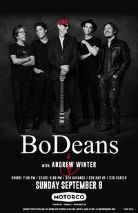 BoDeans / Andrew Winter